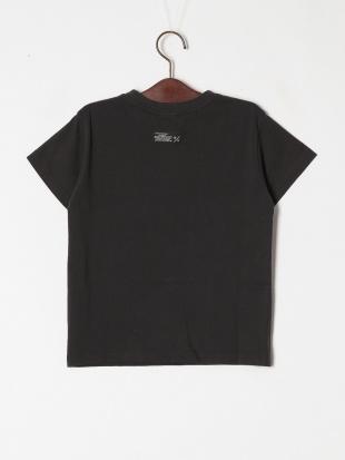 ブラック 3柄ダイナソーロゴTシャツを見る