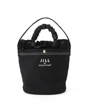 ブラック レイヤードバケツ Jill by Jill リプロを見る
