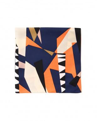 ブルー3 ◆オリジナルスカーフ ヒューマン ウーマンを見る