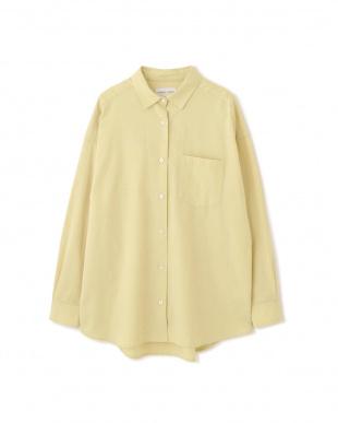 レタス ◆FOOD TEXTILEサテンシャツ ヒューマン ウーマンを見る