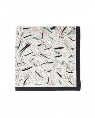 グリーン系3 ◆オリジナルスカーフ ヒューマン ウーマンを見る