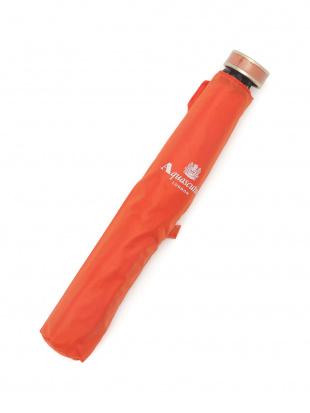 オレンジ 折りたたみ傘 【WOMEN】を見る