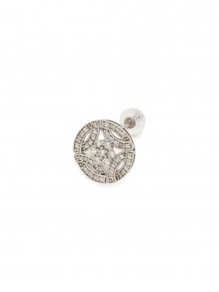 ホワイトゴールド K18WG ダイヤモンド計0.6ct Sphere Celesteピアスを見る