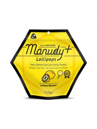 マヌカハニー・ロリポップ・レモンフレーバー(天然レモン香料使用)4個セットを見る