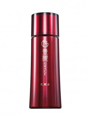 豊麗グレイス化粧水(100mL)×2本+パウチ(豊麗グレイス化粧水・美容液・クリーム)各5包付を見る