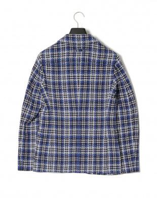 ブルー シングル ジャケットを見る