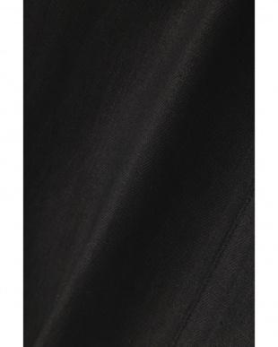 ブラック 麻ツイルスカート ELE STOLYOFを見る