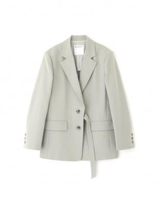 薄グリーン1 ◆C2重織セットアップジャケット BOSCHを見る