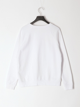 Neutrals RELAXED GRAPHIC CREW BETTER BATWING SWEAを見る