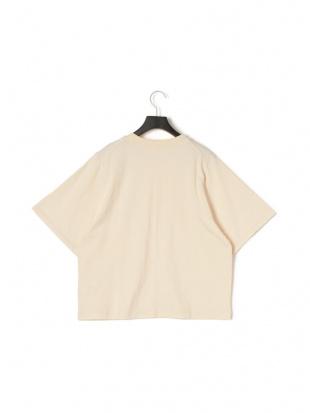 ナチュラル 五分袖 Tシャツを見る