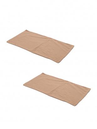 BR 二重ガーゼ枕カバー2枚セットを見る