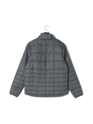 グレー/ブラック UA Armour Insulated Jacket 中綿入 フルジップ ジャケットを見る