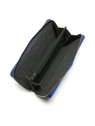 ウォッシュドジーンズ/ブラック Jacques Le Corre ラウンドジップ 長財布を見る