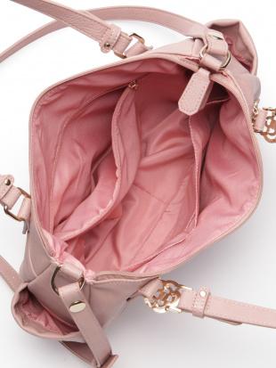 ピンク プラクティ 2WAYトートバッグSを見る