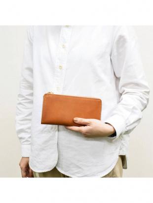 CAMEL 栃木レザーTIDY 長財布を見る