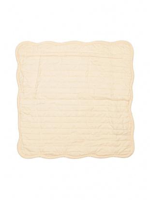 アイボリー タオル素材でさらさら綿パイルクッションカバー 45×45cm 2枚セットを見る
