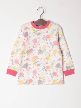 ピンク ユニコーン柄 キルトパジャマを見る