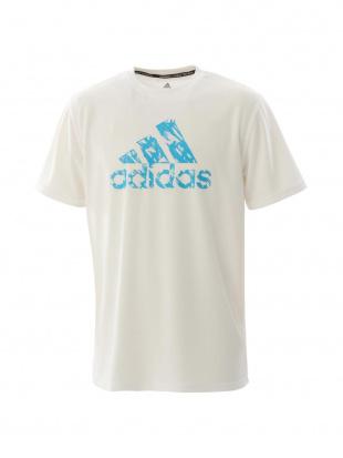 White / Solar Blue [adidas combat sports/アディダスコンバットスポーツ] T-shirt グラフィックTシャツを見る