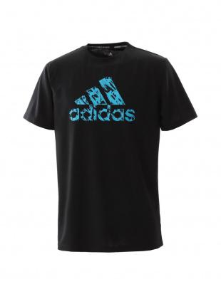 Black / Solar Blue [adidas combat sports/アディダスコンバットスポーツ] T-shirt グラフィックTシャツを見る