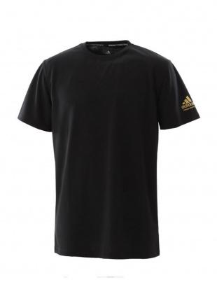 Black/Gold [adidas combat sports/アディダスコンバットスポーツ] T-shirt 肩ロゴTシャツを見る