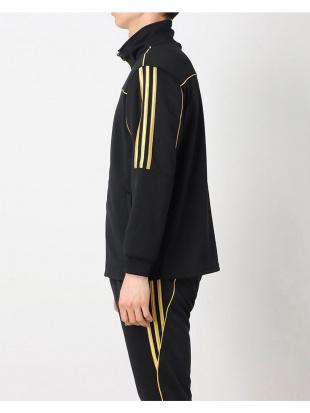 BLACK/GOLD [adidas combat sports/アディダスコンバットスポーツ]ジャージ/長袖/ジャケット/トップスを見る