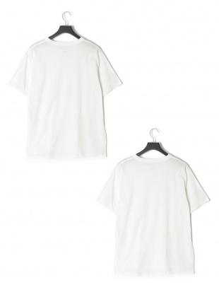 ホワイト Tシャツ 2点セット PACKED TENNESSEE COTTON S/S TEEを見る