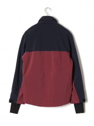 サンダーネイビーマルチ CAPITOL PEAK PARKA (TRIANGLE) 中綿入 フード付 ジップアップ ジャケットを見る