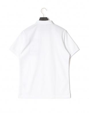 ホワイト 半袖 ポロシャツを見る