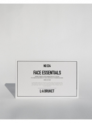 224 Face Essentials (Kit) Normal / Dry Skin 5 x 10 5 x 10 mLを見る