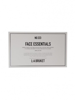 223 Face Essentials (Kit) Normal / Oily Skin 5 x 10 mLを見る