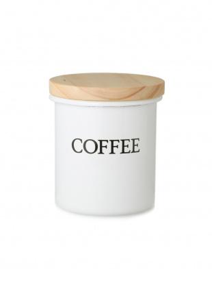 ホーローキャニスター「COFFEE」& 「TEA」を見る