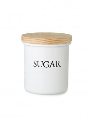 ホーローキャニスター「SUGAR」& 「SALT」を見る