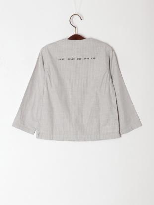 ベージュ パジャマ シャツ JKを見る