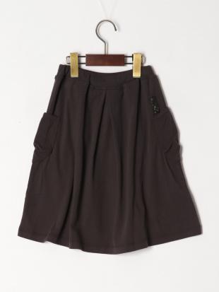 チャコール スカートを見る