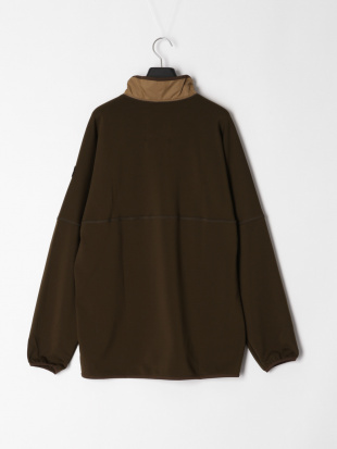 BROWN SMOOTH KNIT HIGHNECK PULL OVERを見る