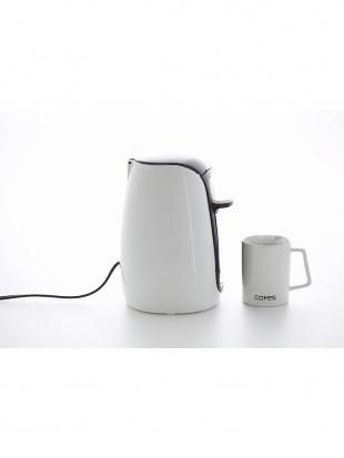 1カップ コーヒーメーカー マグ付を見る