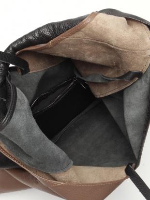 ブラック/チョコ バッグを見る