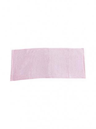 ピンク 世界基準認証オーガニックコットンフェイスタオル 3枚セットを見る