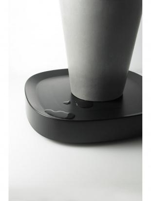 ブラック キャスター付き植木鉢トレー(プランタブル)を見る