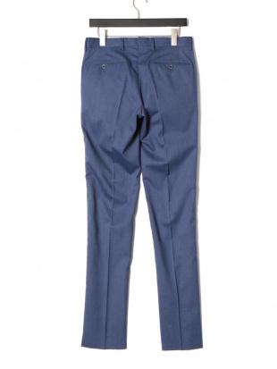 ブルー/エレトリコ PT01 タブフロント パンツを見る