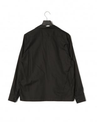 ブラック (2740)SU SPM.C オープンカラーシャツを見る