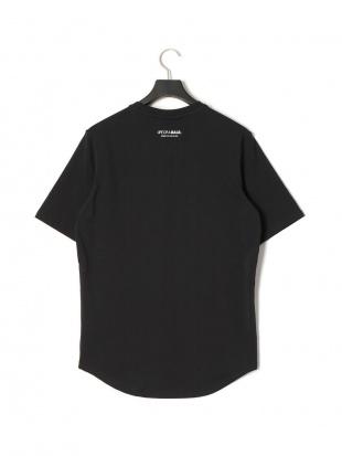 ブラック ロゴプリント 半袖 Tシャツ BIG LOGO T-SHIRTを見る
