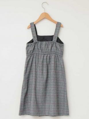 ブラック [100-130]クラシカルナロージャンパースカート[WEB限定サイズ] a.v.v bout de chouを見る