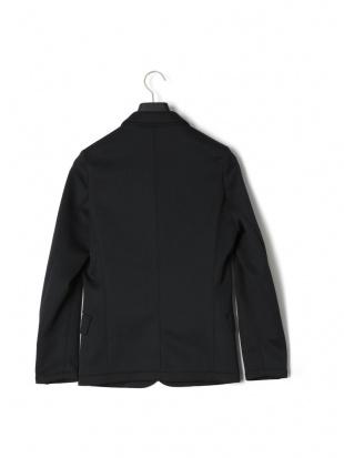 ブラック JERSEY 2B JACKET テーラードジャケットを見る