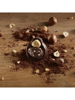 オリジナルダークチョコレート ギフトボックス 12Pを見る