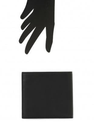 ブラック 二つ折り財布を見る