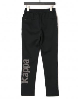ブラック W.F.Knit パンツを見る