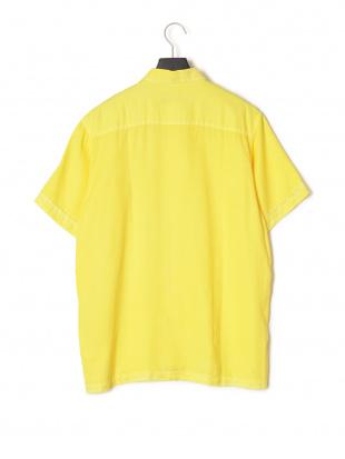 イエロー EDITIONS MR STEVE 半袖シャツを見る