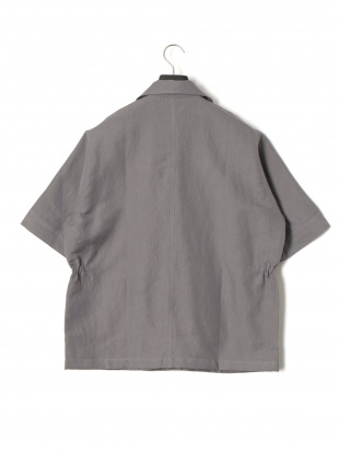 グレー Allege. 半袖 シャツジャケットを見る