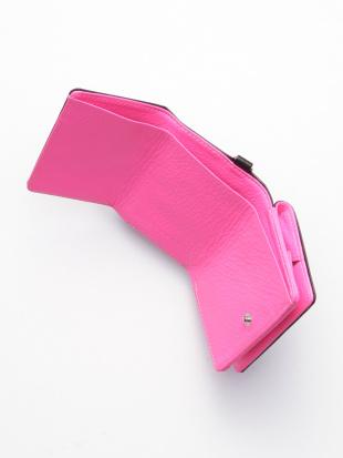 ピンク KUBERA tri-fold wallet[scotchgard]を見る